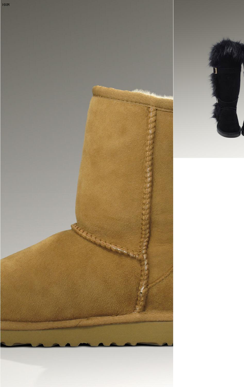 ugg boots damen schwarz schleife sale