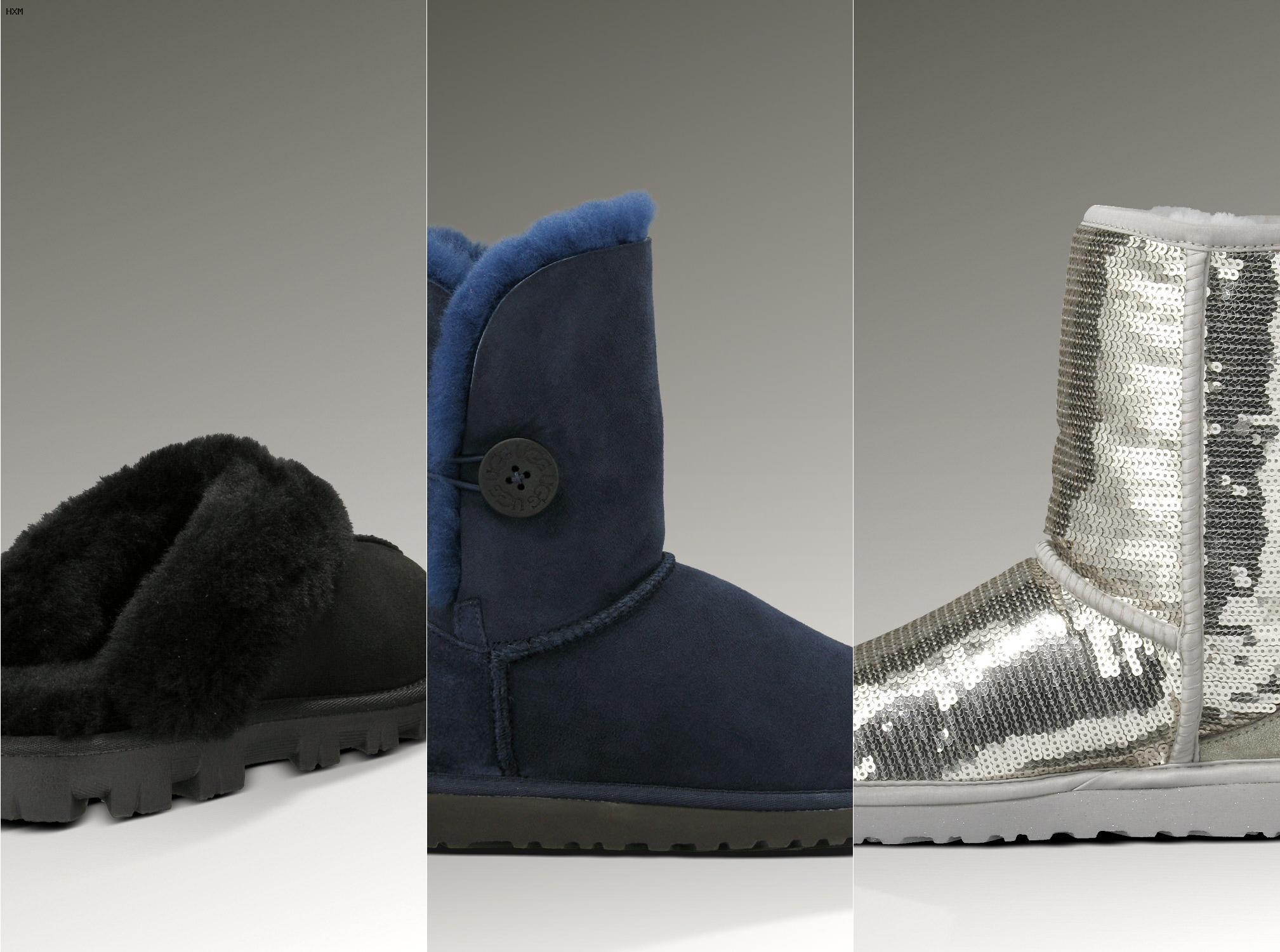 ugg boots mini dunkelgrau