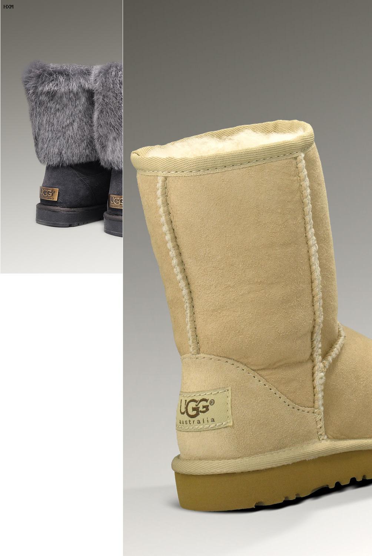 wasserflecken von ugg boots entfernen
